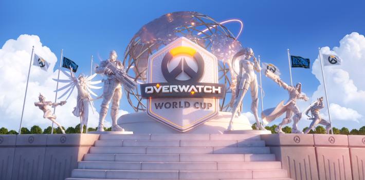 一年一度《 Overwatch 鬥陣特攻 》世界盃將於本年 11 月於 BlizzCon 正式開賽。