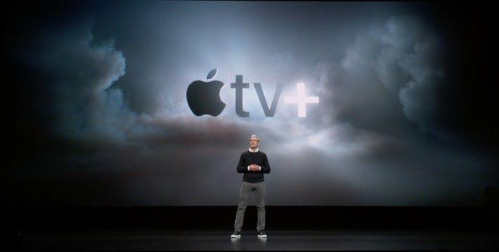 Apple TV+ 是 Apple 轉以服務為收入重點的關鍵之一