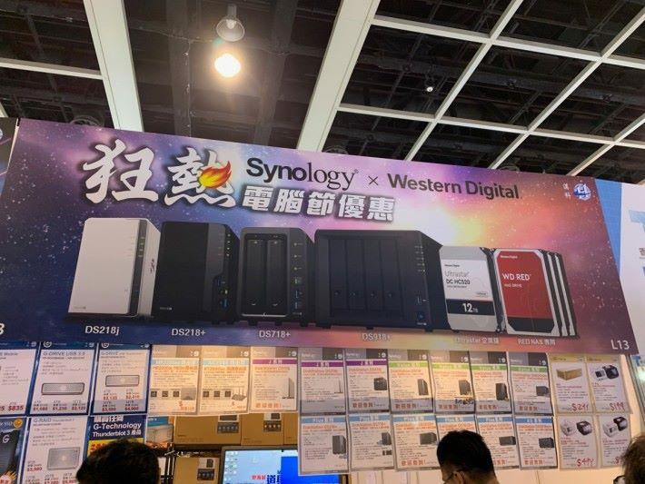今年 Synology 繼續有 HDD Bundle 優惠