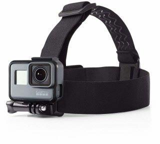 參與大型活動時,可善用運動相機進行拍攝,配合頭帶式配件或背包夾,大家活動時就可以更靈活。