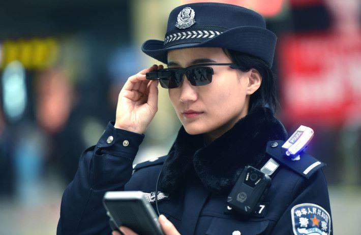 人面識別系統,近年中國被廣泛使用