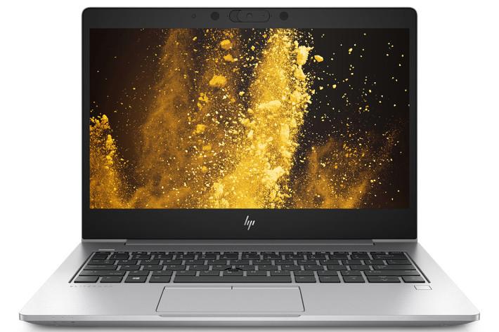 13.3 吋版本的 EliteBooks 850 G6 能提供亮度達 1,000nit 的全高清屏幕。