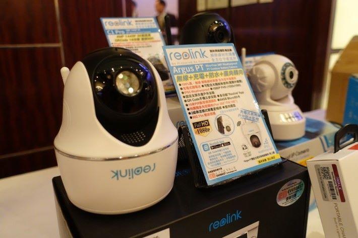 Reolink Argus PT 是香港市場首款 100% 無線旋轉 IP Cam。