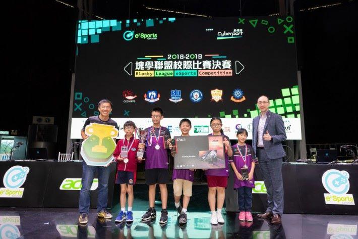 小學五六年級組_亞軍_中華基督教會協和小學