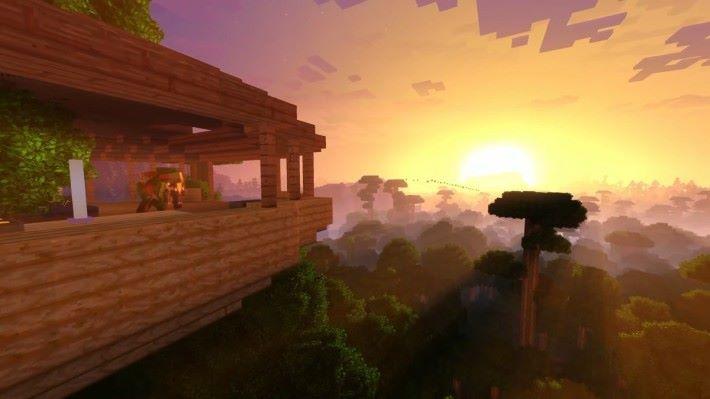 Super Duper Graphics Pack 原本計劃為 Minecraft 帶來更精彩的光、影和水的效果