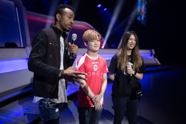 其中一名成員 Moowe 就被外國記者於仁川小組賽中評價成「最為驚嘆的三名選手」之一。