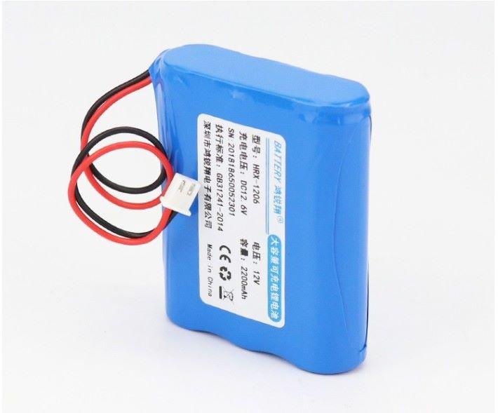 藍色鋰電池應是類似這一種。