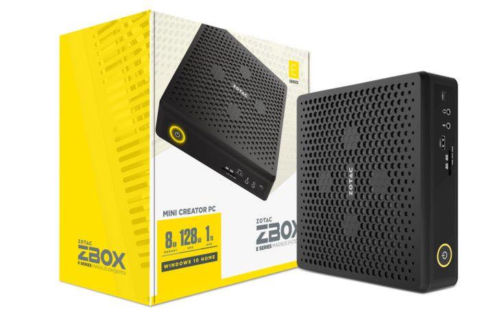 ZOTAC MAGNUS EN 系列相當纖薄,卻搭載六核心 CPU 和 RTX 顯示卡。