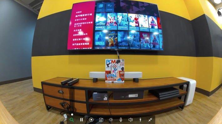 Arlo Ultra - 使用 4K 屏幕之電腦觀看(可按圖放大下載)