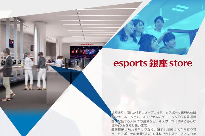 相比起「 esports 銀座 store 」,相信大家更將視線放於 Konami 自家的電競筆電。