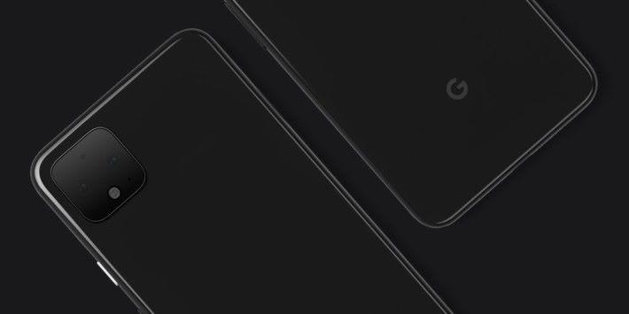 Google 6 月時就公布了 Pixel 4 的外形,後鏡頭框的設計跟 iPhone 11 Pro 頗相似。