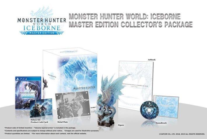 定價 14444 日元(約 1,067 港幣),由於該版本沒有 MHW 遊戲本體,所以價錢比較便宜。