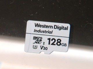 IX QD342 工業級 micro SD 卡
