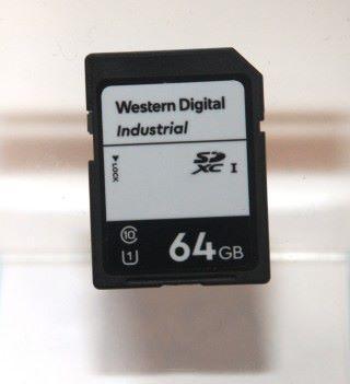 IX LD342 工業級 SD 卡