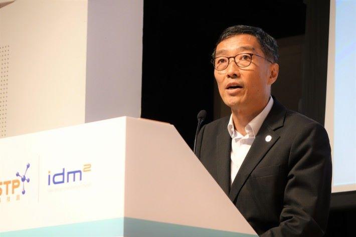 黃克強稱,香港不乏微電子人才,期望藉計劃為香港開拓更多市場和就業機會。