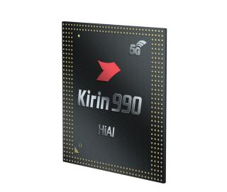 麒麟 990 採用業界目前最先進的 7nm + EUV 工藝製程。