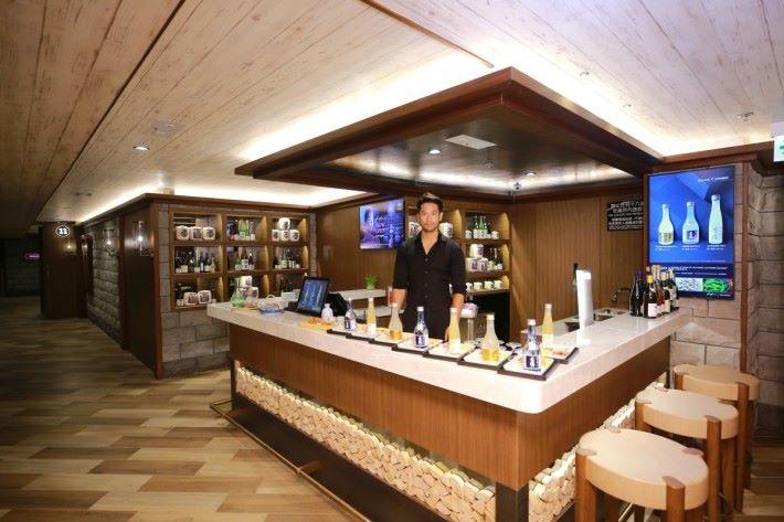 戲院內更增設日本清洲 Bar