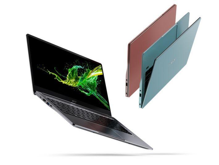 還有較便宜的 Acer Swift 3,硬件配置相若。
