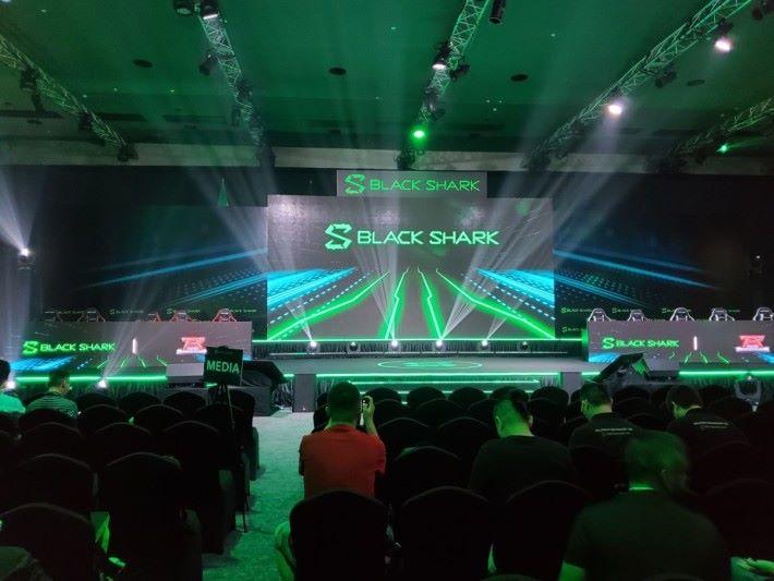 黑鯊 2 Pro 於吉隆坡舉行發布會。