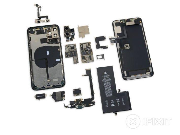 一如以往, iFixit 網站繼續拆開新 iPhone 。