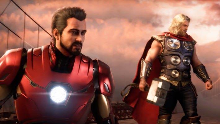 這位鬍鬚過多的 Tony Stark 初初的確嚇到不少玩家。