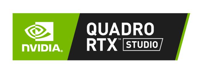 Acer ConceptD Pro 機種皆搭載 NVIDIA Quadro RTX 顯示卡,並獲 RTX Studio 計劃認證。