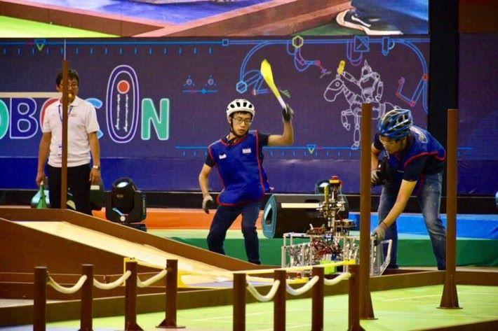 決賽由香港與蒙古競逐,香港隊以高超技術及穩定致勝。