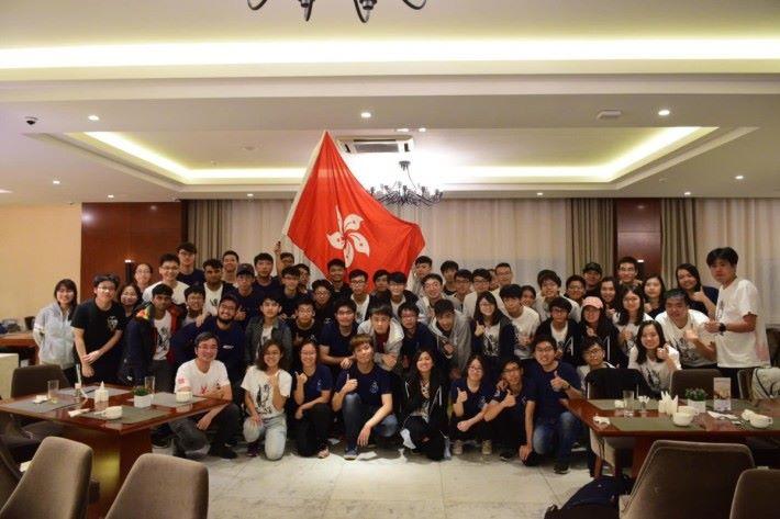 出征國際賽前,有香港科技園公司作技術支援外,並且藉由比賽平台能讓各大專院校交流,終集結組成最佳「香港隊」。