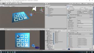 運用Unity設計實用兼有趣味性的介面。