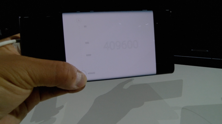 ISO 值最高去到 409,600 ,實在十分高,比不少 DC 還要高。