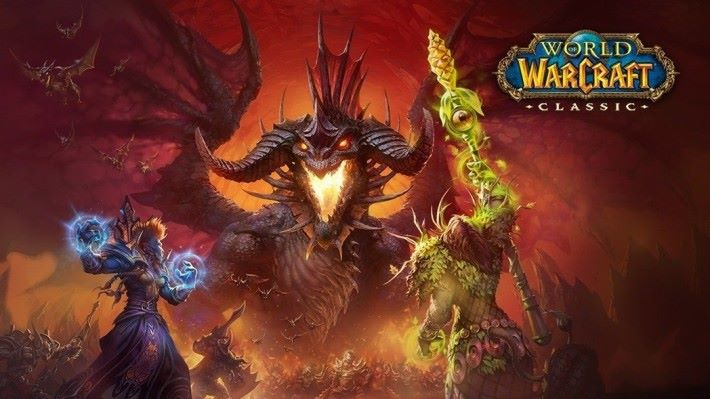 《魔獸世界》經典版的推出吸引了全球遊戲迷的眼球。