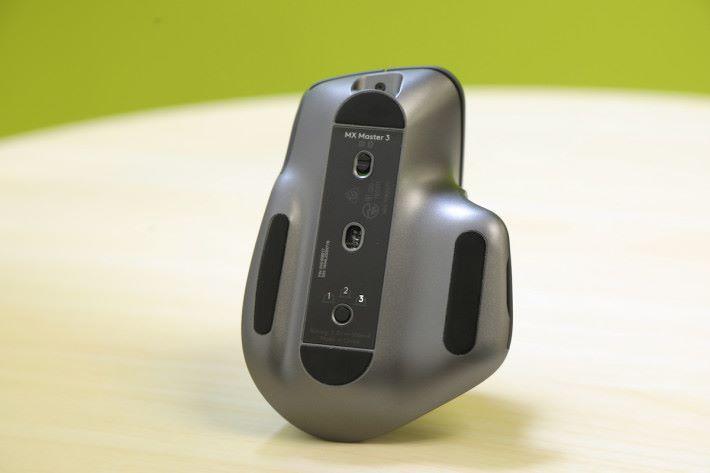 底部一鍵快速按鍵可以切換使用不同裝置。