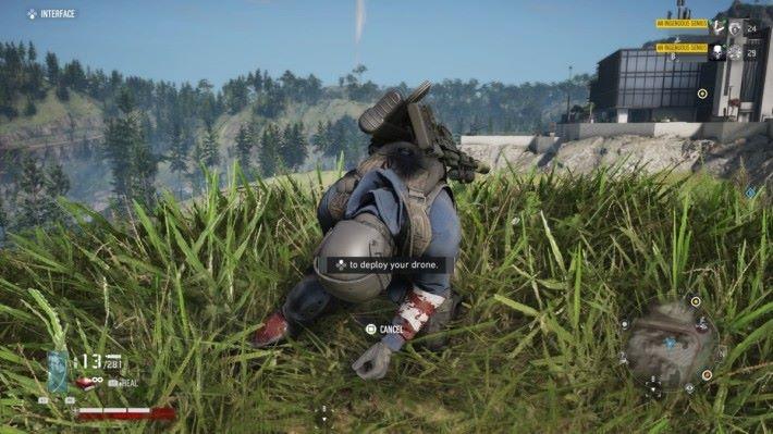 多人連線因為全員死亡前能夠復活,讓玩家能夠實現更多元化的玩法。