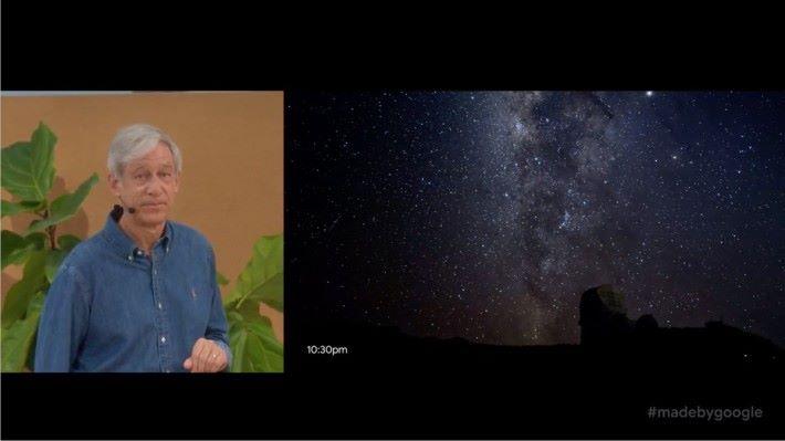一般相機要花 4 分鐘分多張照片拍攝合成的夜空, Pixel 4 用人工智能一 Take 過搞定!