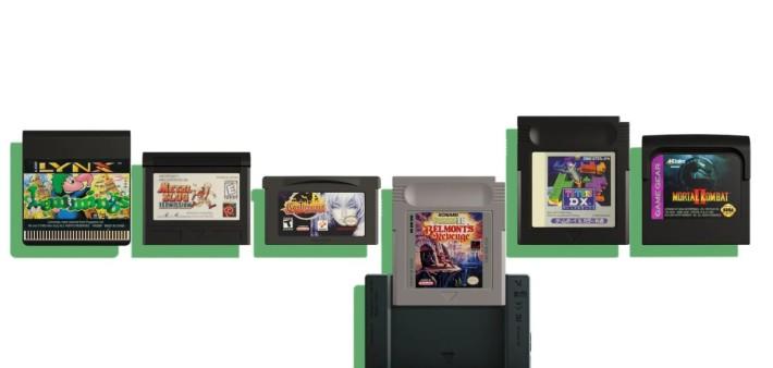 除了直接支援 Game Boy 、 Game Boy Color 和 Game Boy Advance 遊戲匣帶外,還可透過另售的轉接器對應 Game Gear 、 NeoGeo Pocket Color 等遊戲機匣帶。