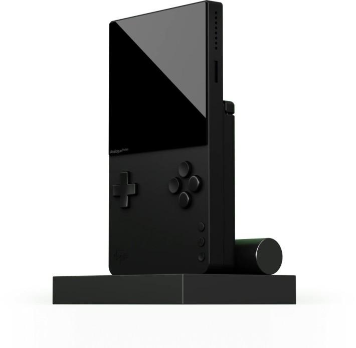 放到另售的 Analogue Dock 就可以在電視上遊玩