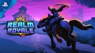 《 Realm Royale 》