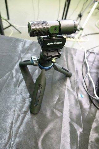 USB Web Cam 勝在方便就手,缺點是可能會出現兼容問題。