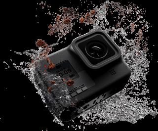 GoPro HERO8 Black 本身就有防水防污規格