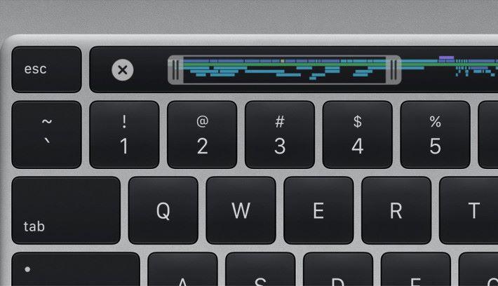 採用 1 毫米鍵程剪刀式結構 Magic Keyboard ,還讓實體 ESC 鍵復活,是聽取了用戶意見的做法。