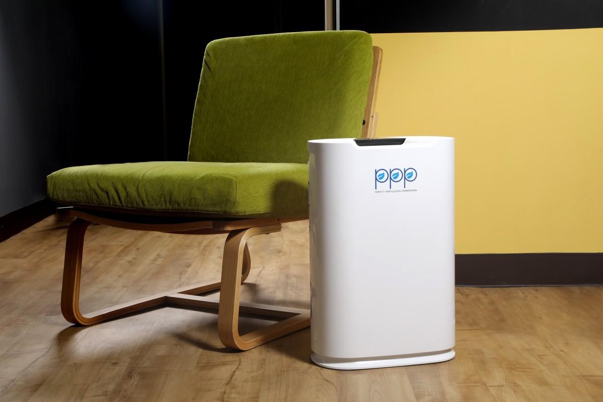 Green Breeze 主力從事醫療級空氣淨化機產品,今次亦將有關技術應用在 PPP-400-01身上