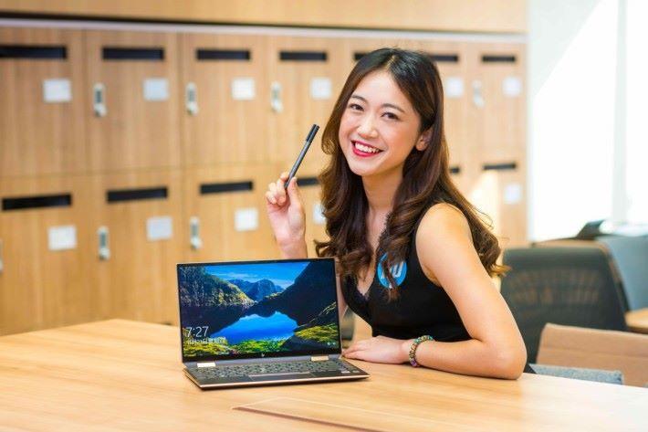 HP Spectre x360 13為用家帶來嶄新筆電使用體驗