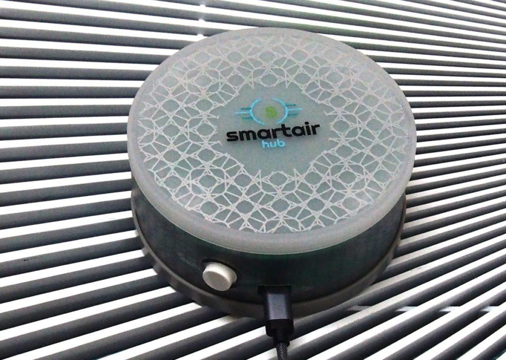 可另購 Smartair Hub 升級手機 IoT 操控功能