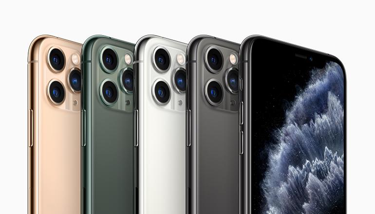 去年的 iPhone 11 是在 9 月發售的。