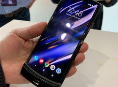 Samsung Motorola 最新折机 2 月有得睇 !