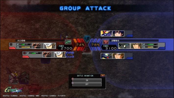 使用聯攻擊殺敵人後,所有參與者皆可得到經驗值。