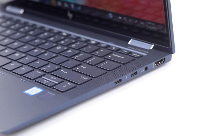 Elite Dragonfly 配備兩組支援 PD 充電的 USB-C 插頭,還可以透過 HDMI 接駁屏幕。