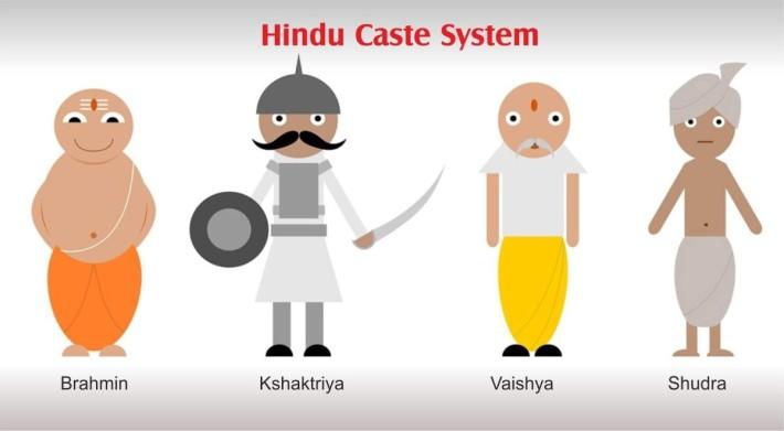 印度種性制度嚴重影響印度民眾