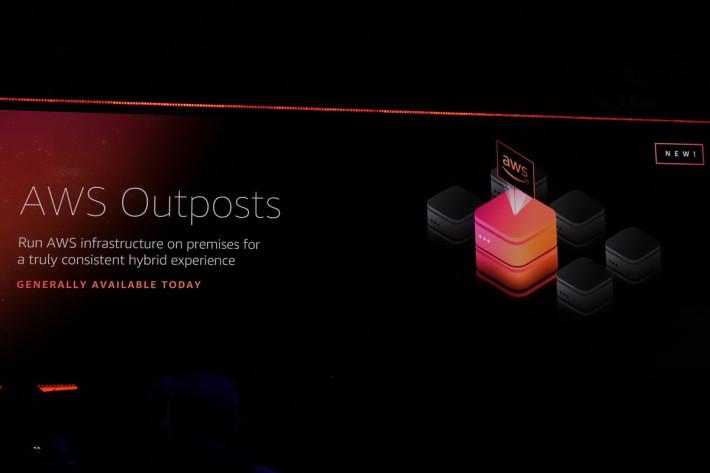去年公布的 Outposts,今年正式全球推出。