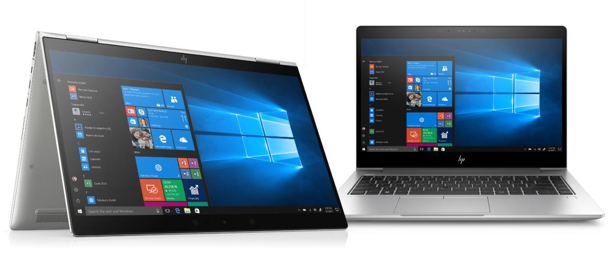HP「筆電租機易」計劃備有兩款筆記簿型電腦供選擇,包括 HP 348 G5 筆記簿型電腦及電池壽命超長的 EliteBook x360 1030 G3。